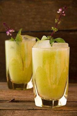 Лимонад с шалфеем