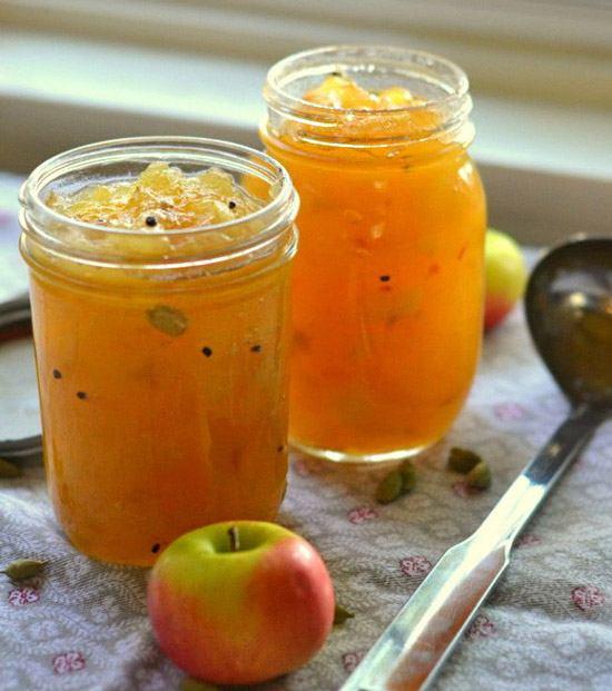 лимонно-яблочное варенье