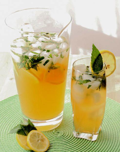 напитки с лимонграссом