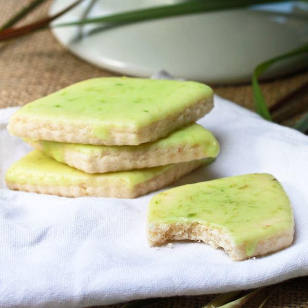 Печенье с лемонграссом